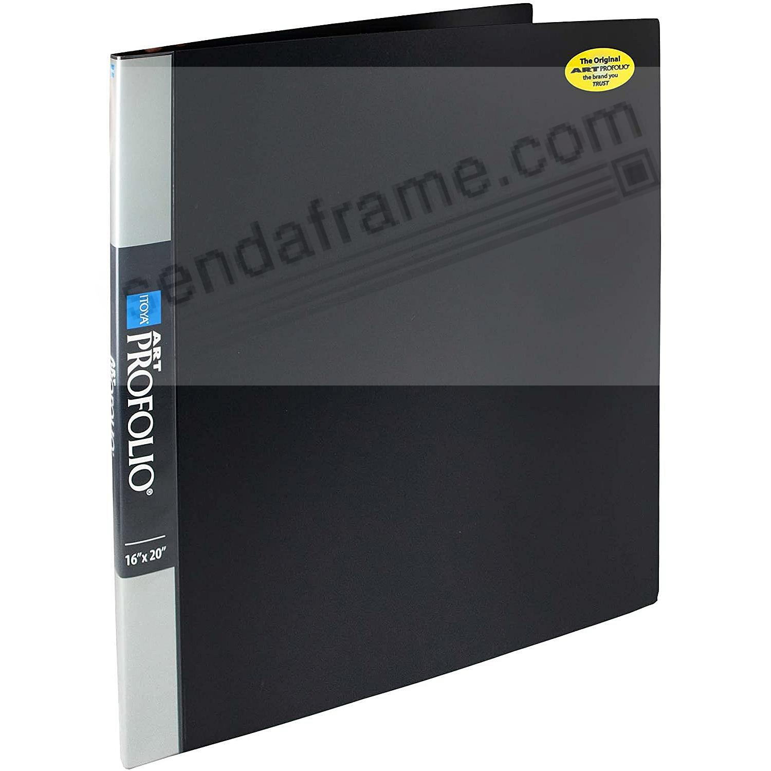 The Original PROFOLIO CLASSIC 16x20 presentation book by Itoya®
