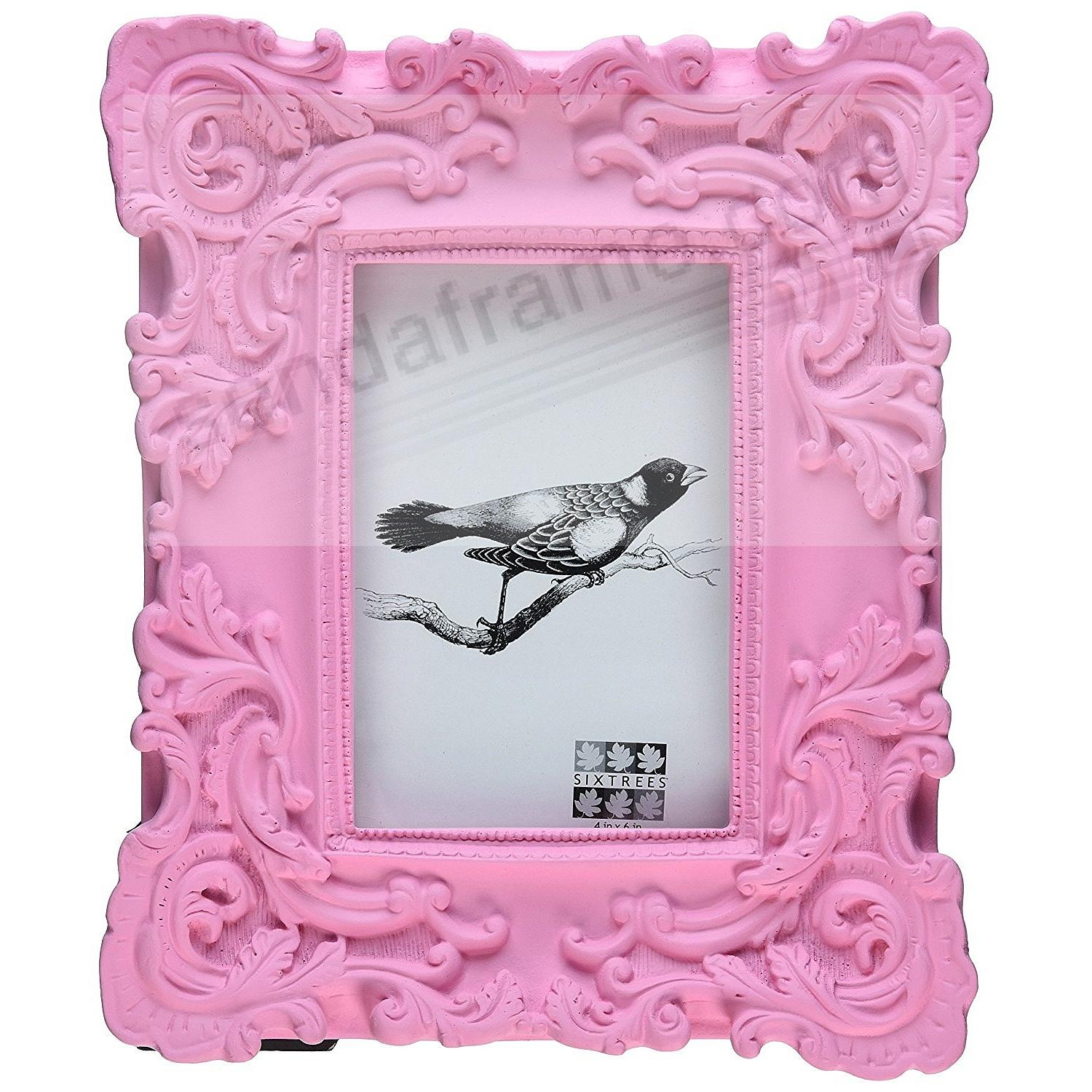 pink baroque collection frame by sixtrees u00ae