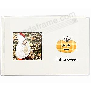 A Special First Halloween Brag Book by Babyprints®