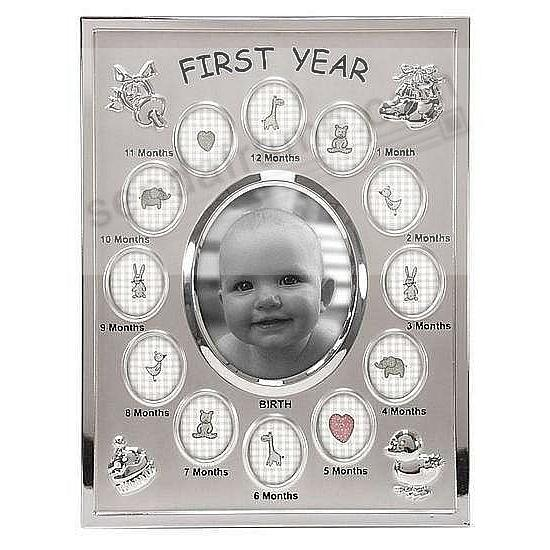 Turn your baby's photos into a keepsake piece