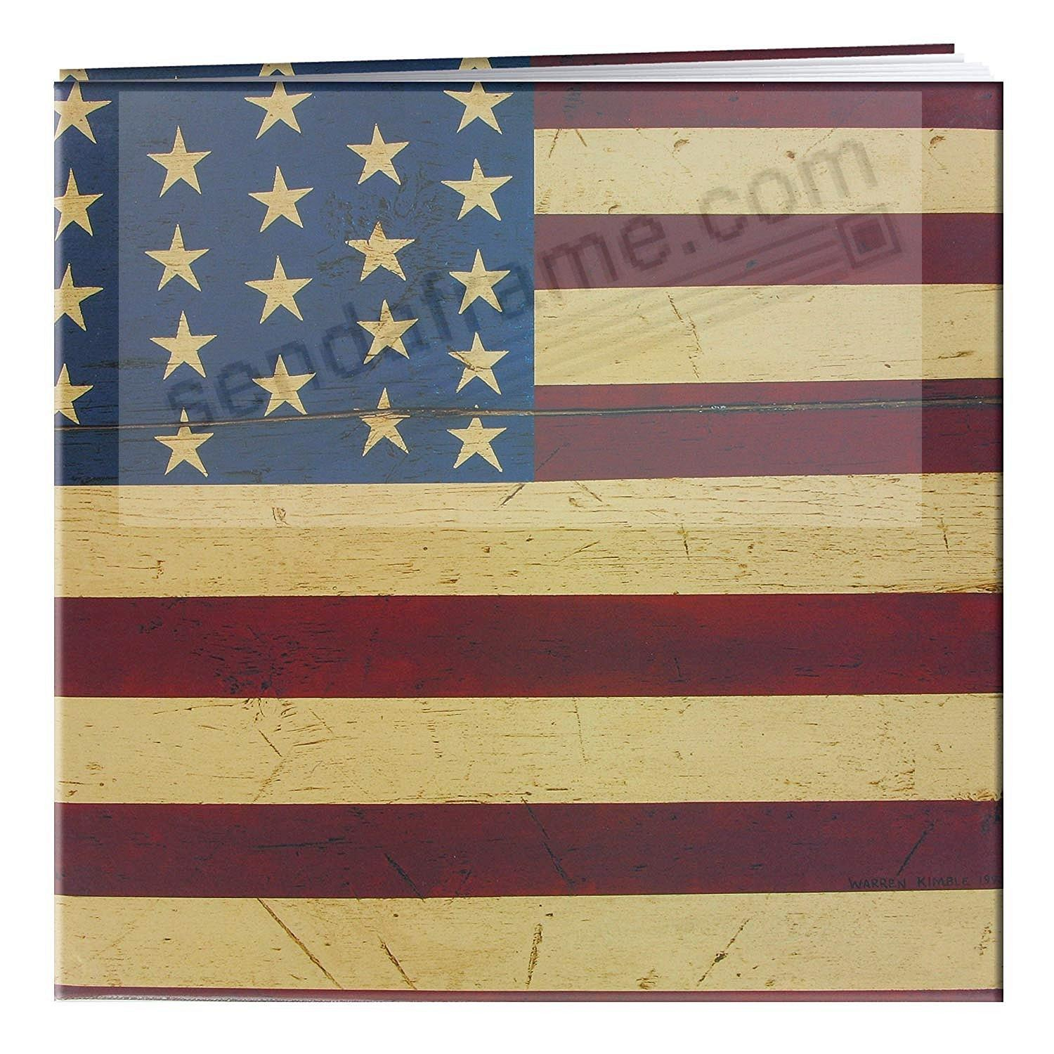 US FLAG 12x12 Scrapbook by Pioneer®