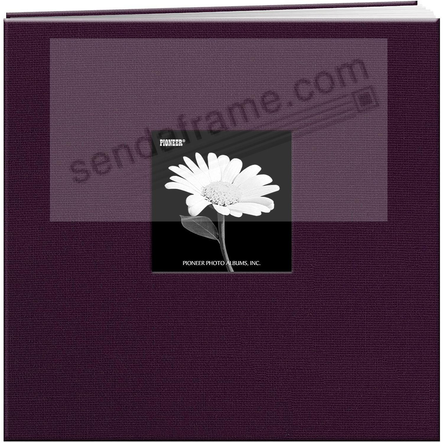 SWEET-PLUM 12x12 Scrapbook album by Pioneer®