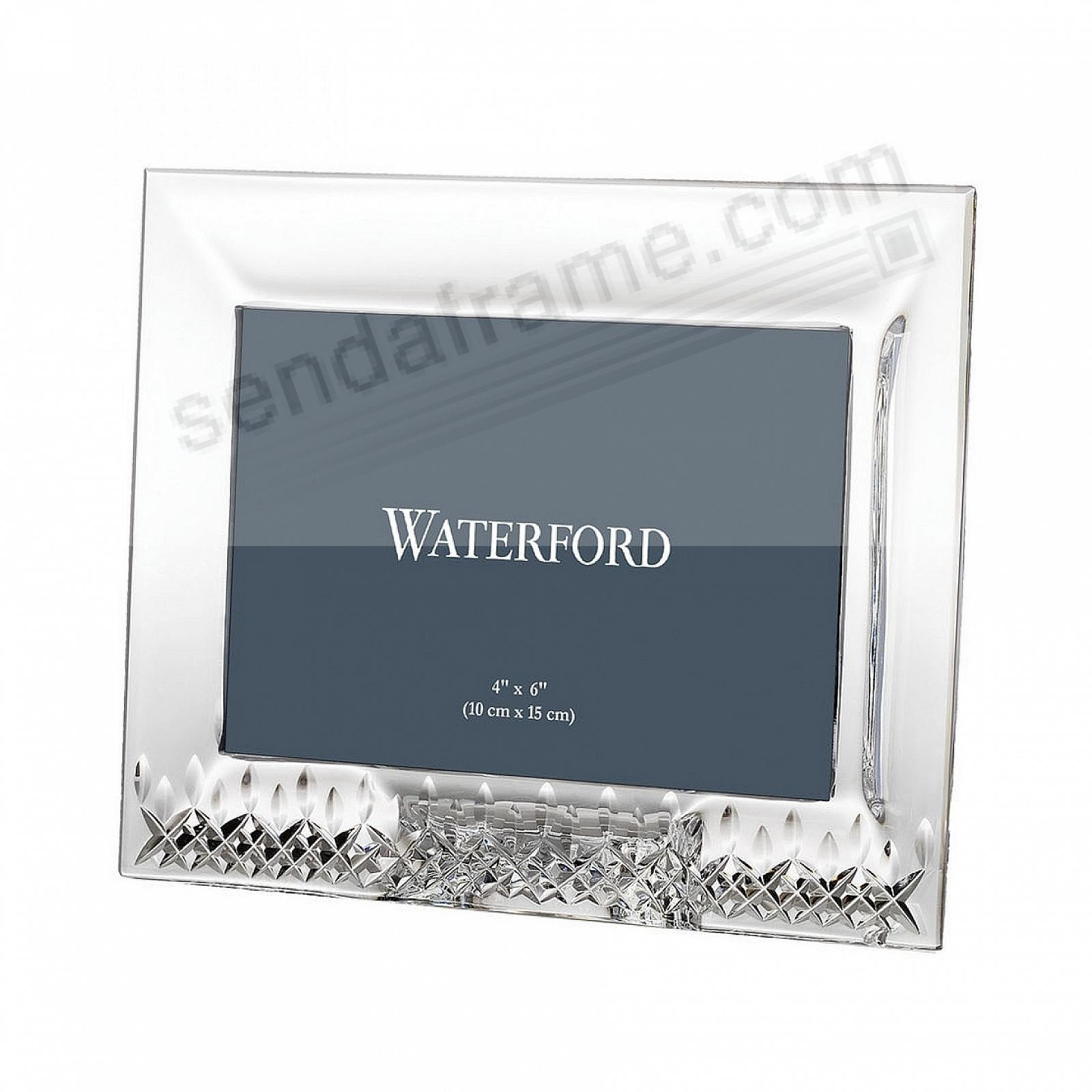 Waterford® LISMORE ESSENCE 4x6 frame