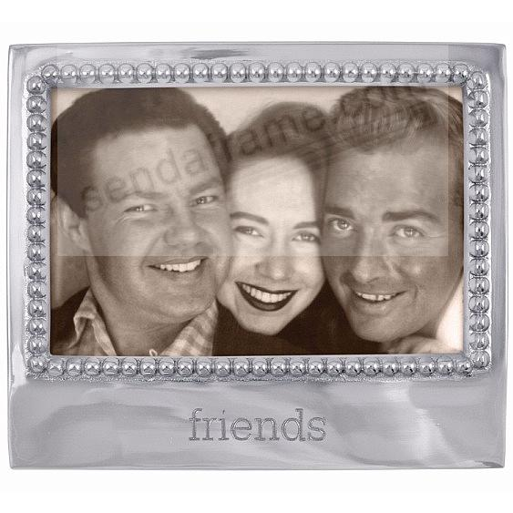 FRIENDS Statement frame crafted by Mariposa®