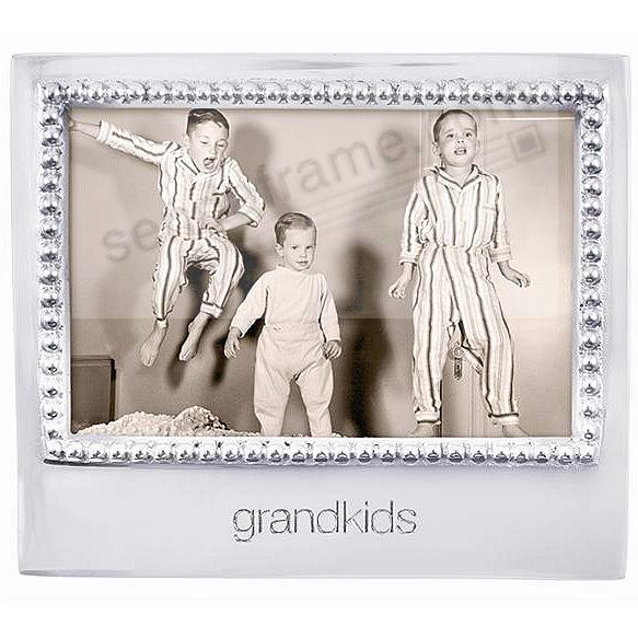 The original GRANDKIDS Statement frame crafted by Mariposa®