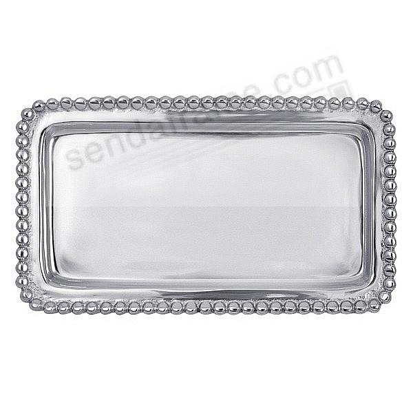 The original BEADED BUFFET TRAY crafted by Mariposa®