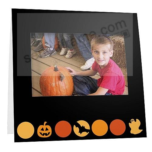 Fuji Instax™ HALLOWEEN Paper Frame for Fuji Instax 200 or 210 Photos