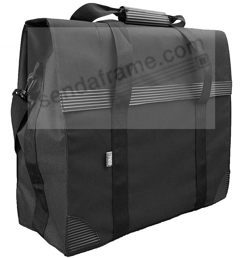 The START SFFP SOFTSIDE FLEXIBLE PORTFOLIO BAG 31x23x3 by Prat-Paris®