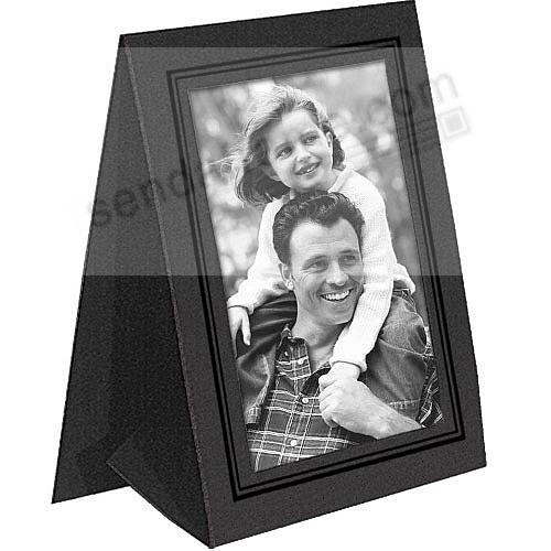 Black GRANDEUR 4x6 Tent Frames w/Black-foil border (sold in 25s)