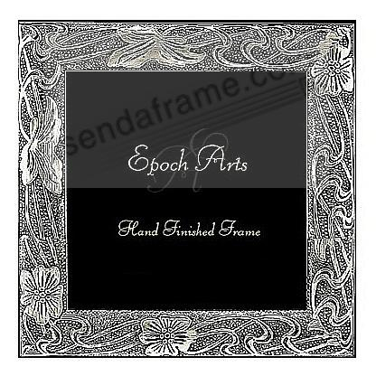 Eastlake 'inspired' silver vine reproduction by Epoch Arts®