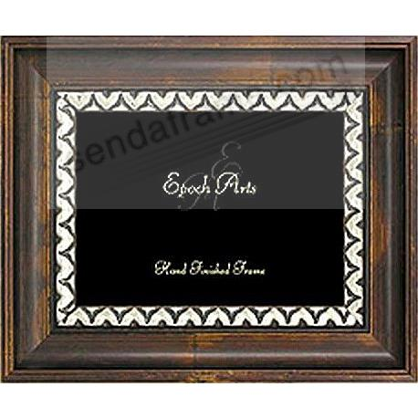 VINCITA SILVER w/Brown by Epoch Arts®