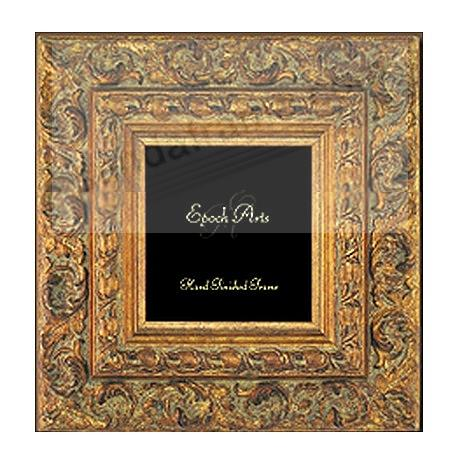 VIRTUOSO ANTIQUE GOLD 5x5 by Epoch Arts®