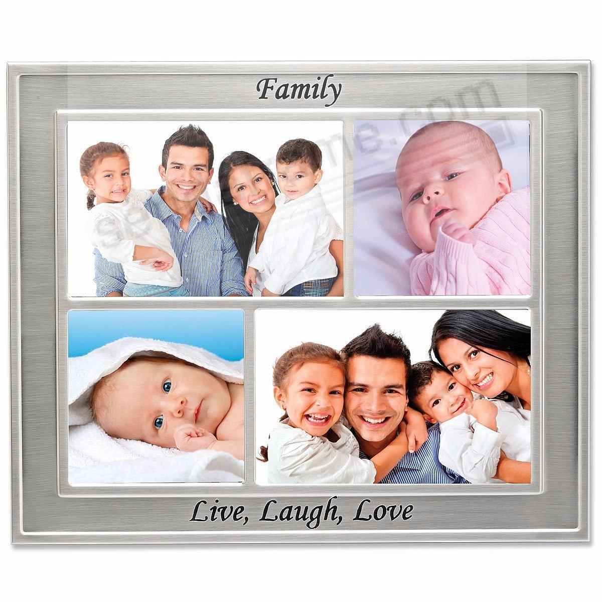 FAMILY Live-Love-Laugh Collage frame by Lawrence®