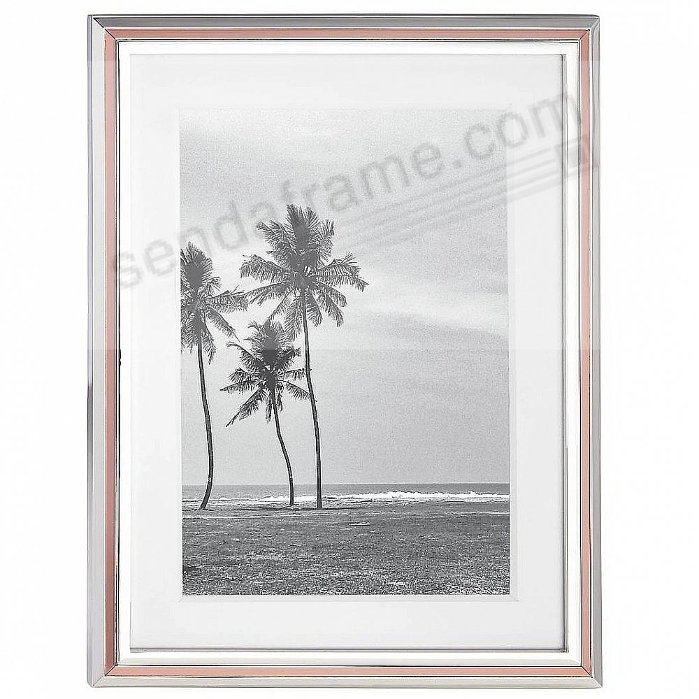 ROSY GLOW frame for 5x7 prints by Kate Spade®