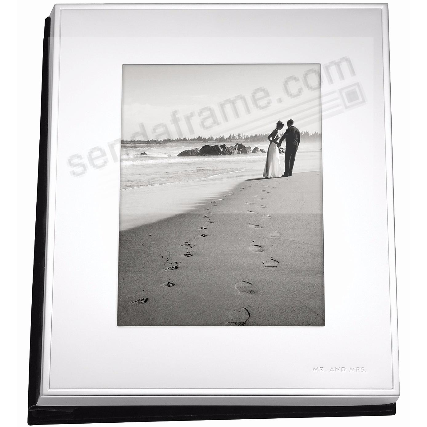 MR. AND MRS. Album for 4x6 prints by kate spade new york®