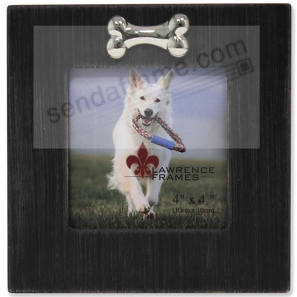 DOG BONE Black 4x4 frame by Lawrence®