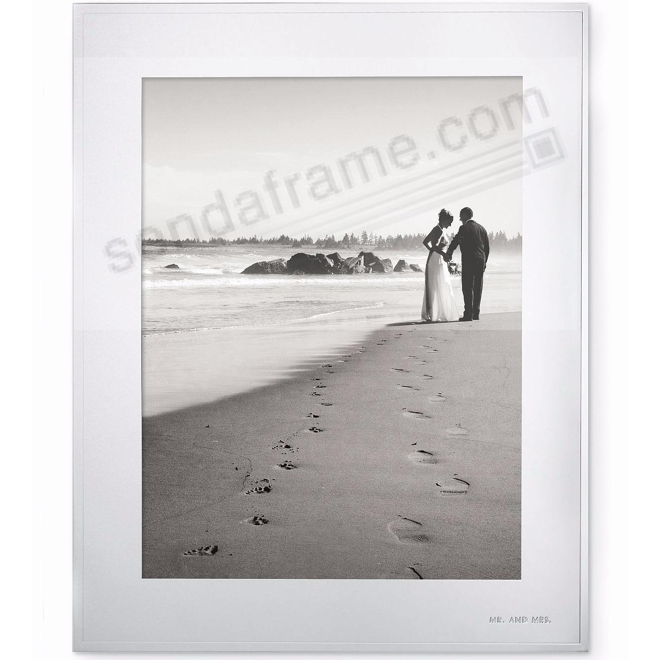 DARLING POINT MR. AND MRS. frame for 8x10 prints by kate spade new york®