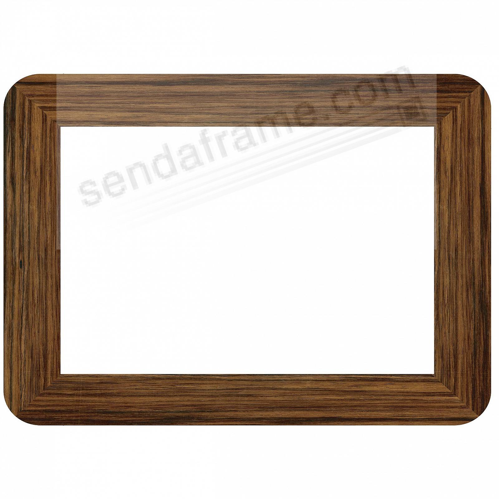 WOOD 4x6 Frame with Clear DRY ERASE™ by Fodeez™ SET OF 3