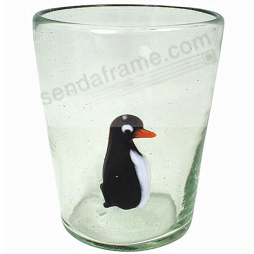 PENGUIN Icon DOF Glass by Mariposa®