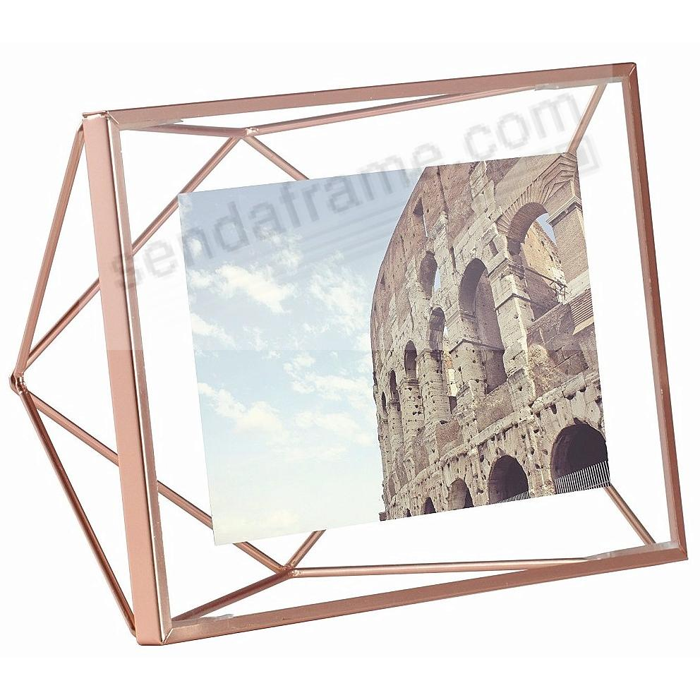 The Original PRISMA Photo Display Copper 4x6 frame by Umbra®