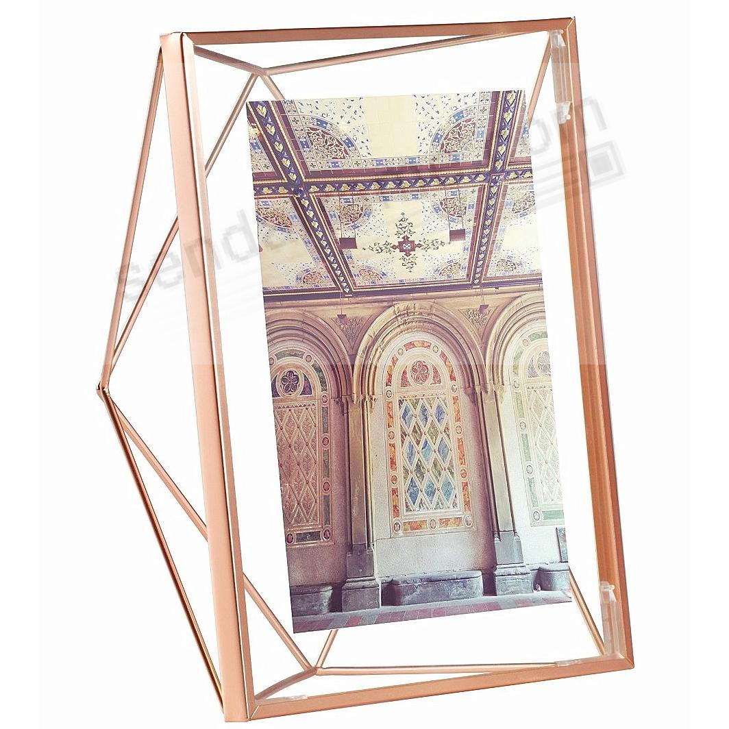 The Original PRISMA Photo Display Copper 5x7 frame by Umbra®