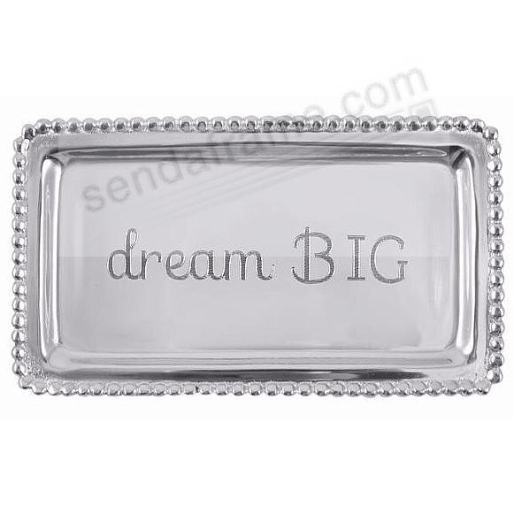 DREAM BIG STATEMENT TRAY crafted by Mariposa®