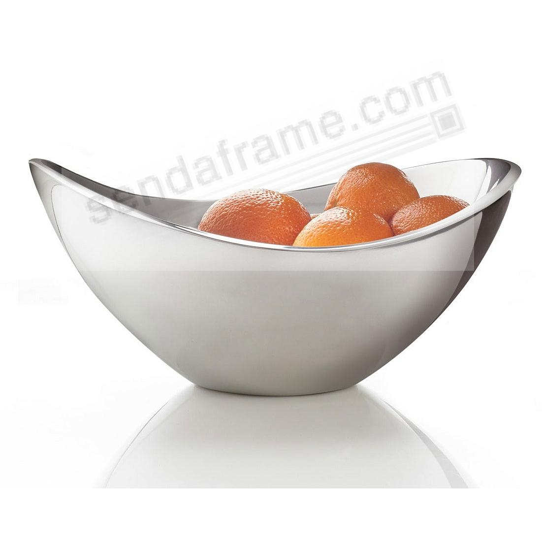 The Original BUTTERFLY 6-inch/8-oz BOWL crafted by Nambe®