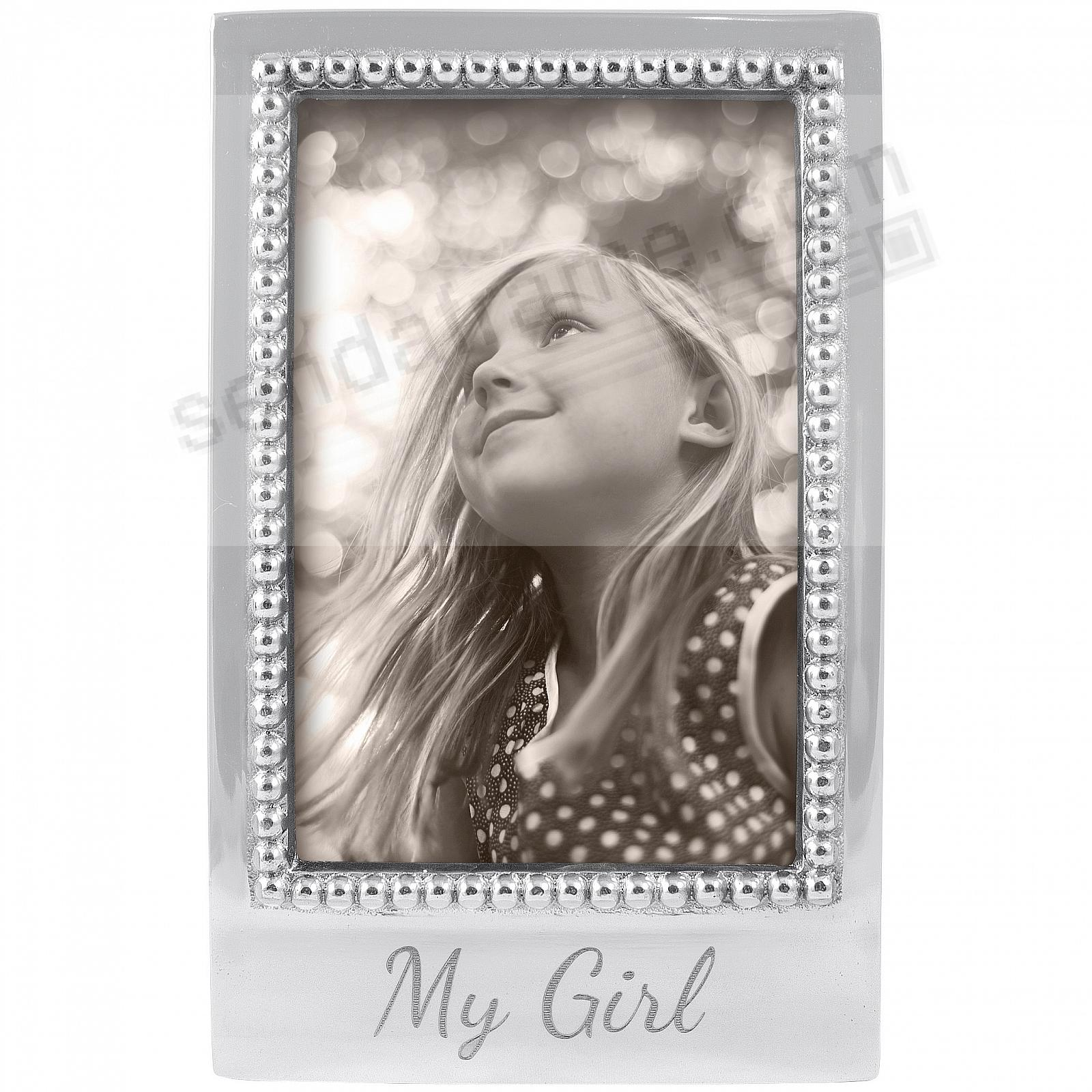 MY GIRL Statement Frame 6x4 by Mariposa®