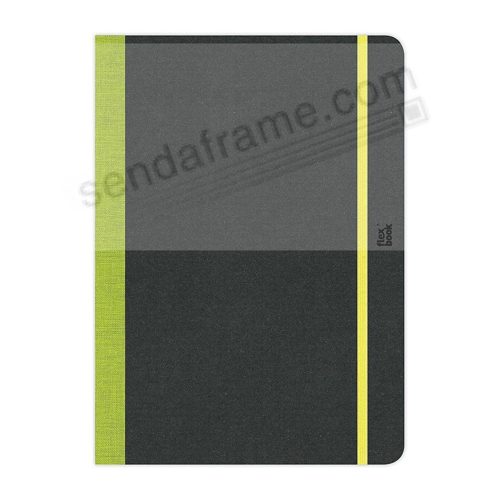 FLEXBOOK SKETCHBOOK Lime-Green (DeskSize) by PratParis®