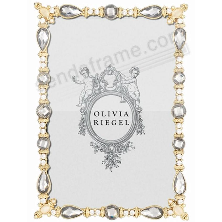 CRYSTAL MARGOT 4x6 frame by Olivia Riegel®
