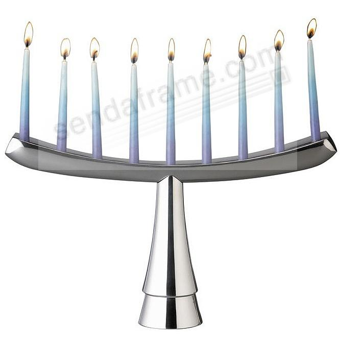 MENORAH crafted by Nambe®