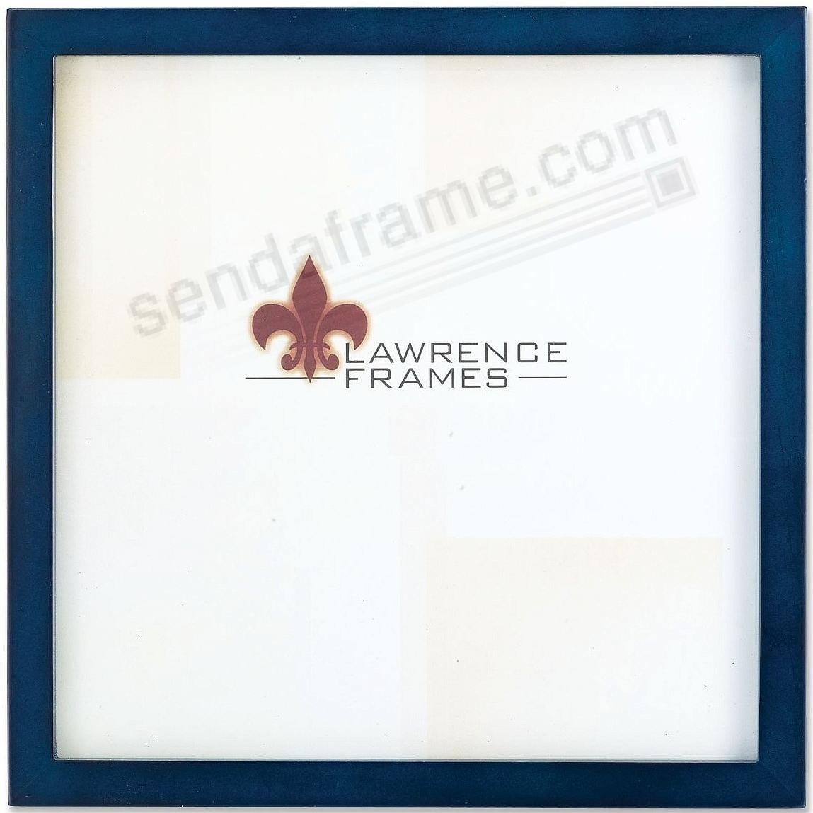 BLUE Square-Corner 12x12 frame by Lawrence®