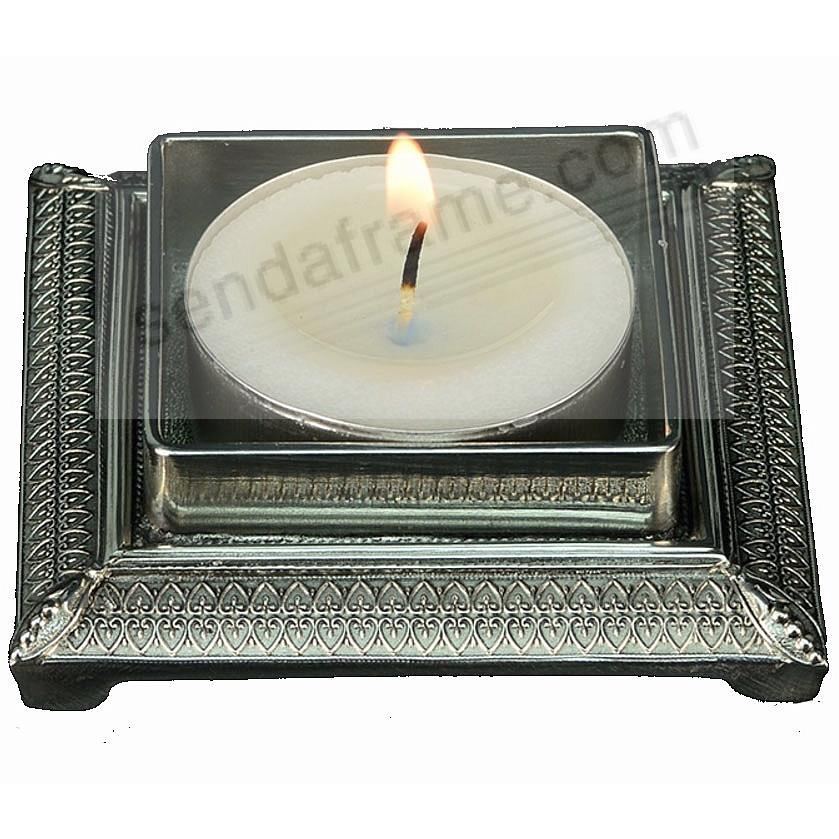 EUROSTYLE MINI-HEART Tealight Candleholder by Elias Artmetal®