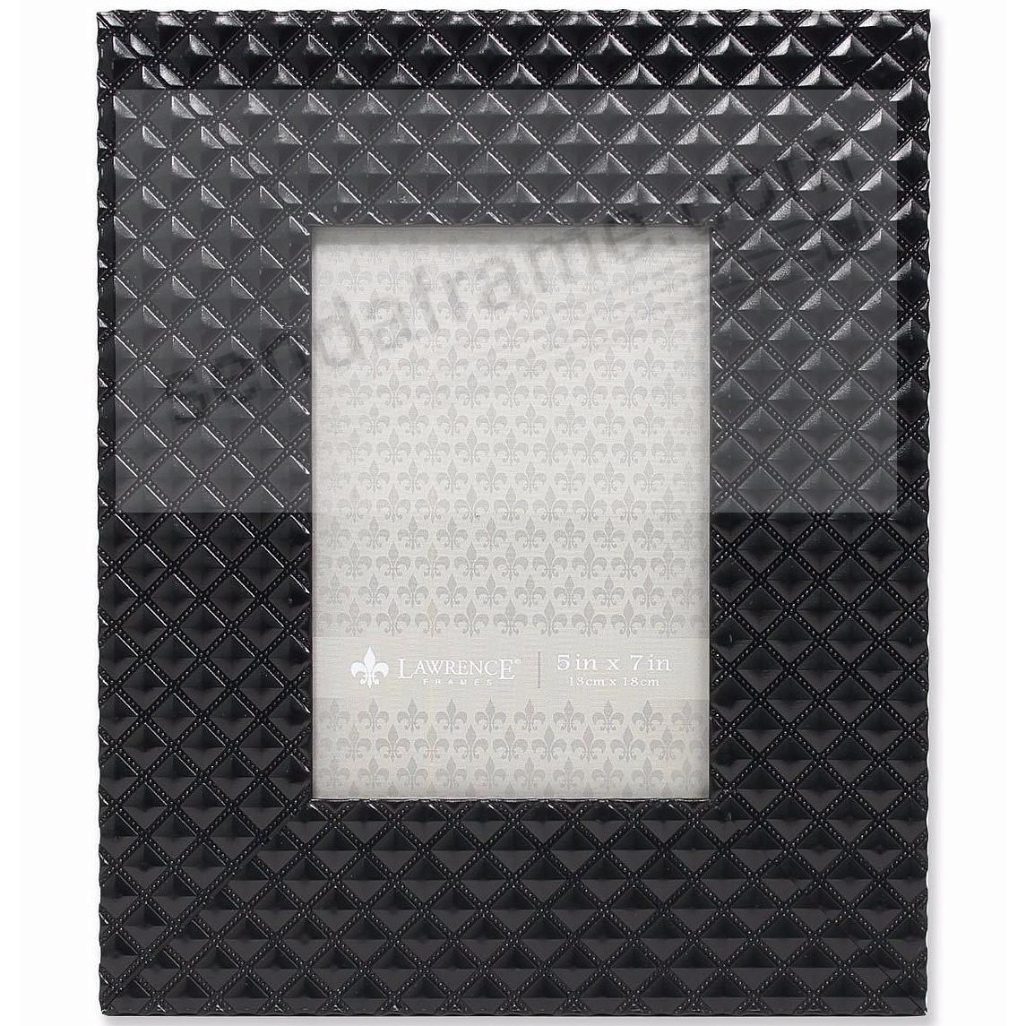 DIAMOND PATTERN 5x7 Frame by Lawrence®