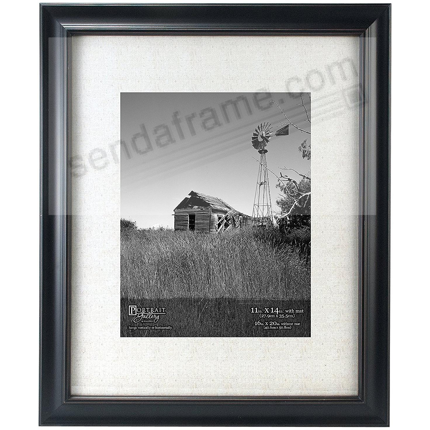BARNSIDE Black for 16x20/11x14 prints by Malden®