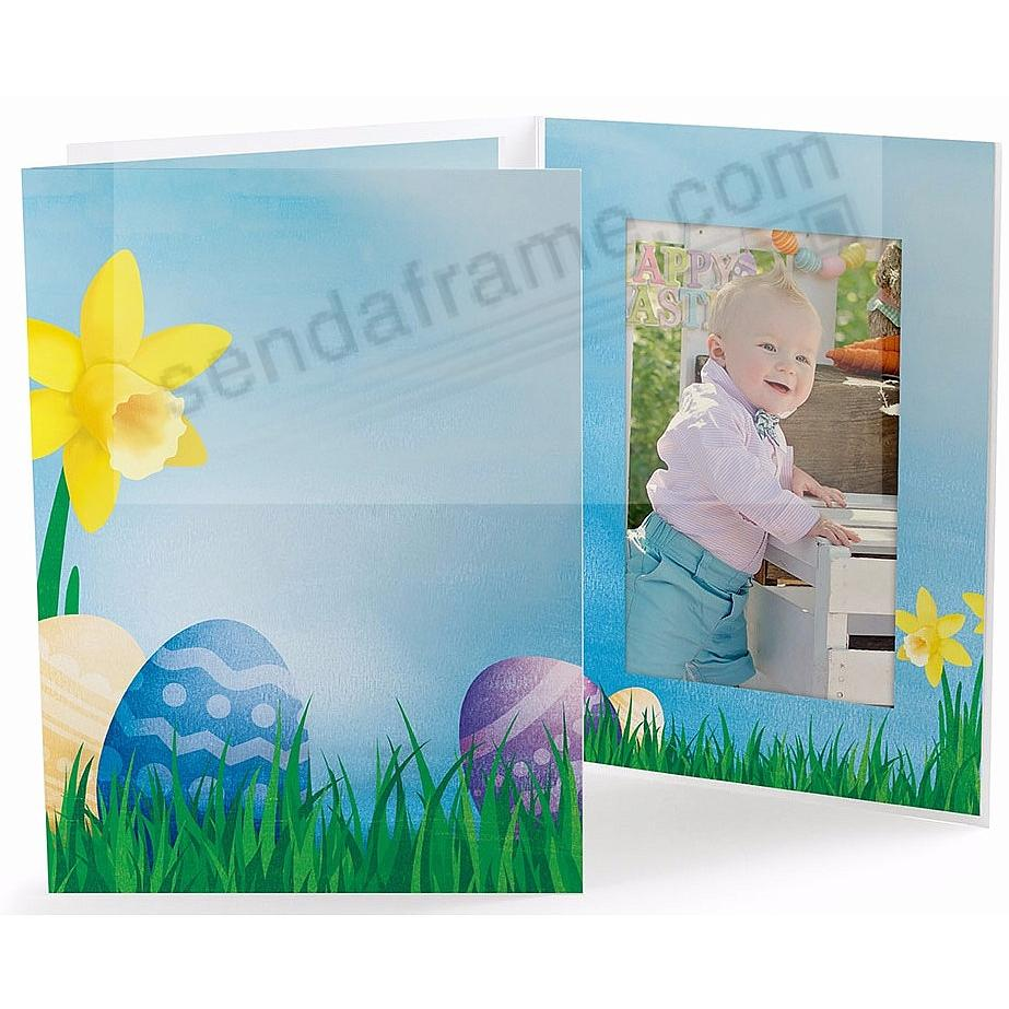 Our Colorful EASTER SPRING<br>4x6 Photo Folder
