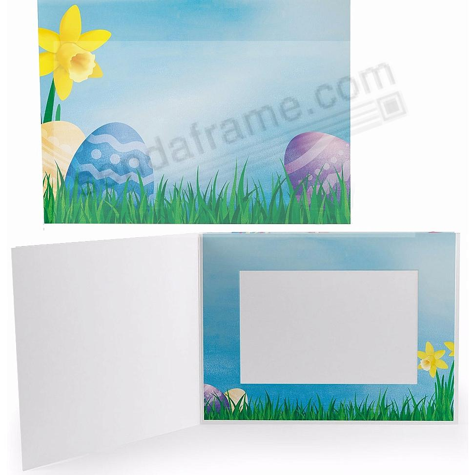 Our Colorful EASTER SPRING<br>7x5 Photo Folder