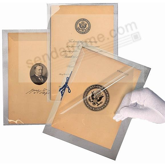 Self-Sealing Mylar-Polyester L-Velopes® (pkg of 5)