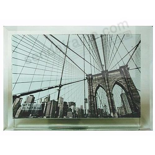 MANHATTAN beveled glass frame for your 7x5 print