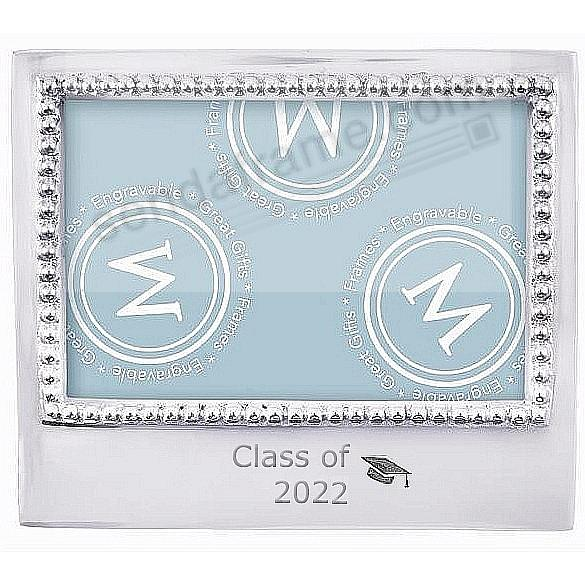 CLASS OF 2017 frame for 6x4 photos crafted by Mariposa®