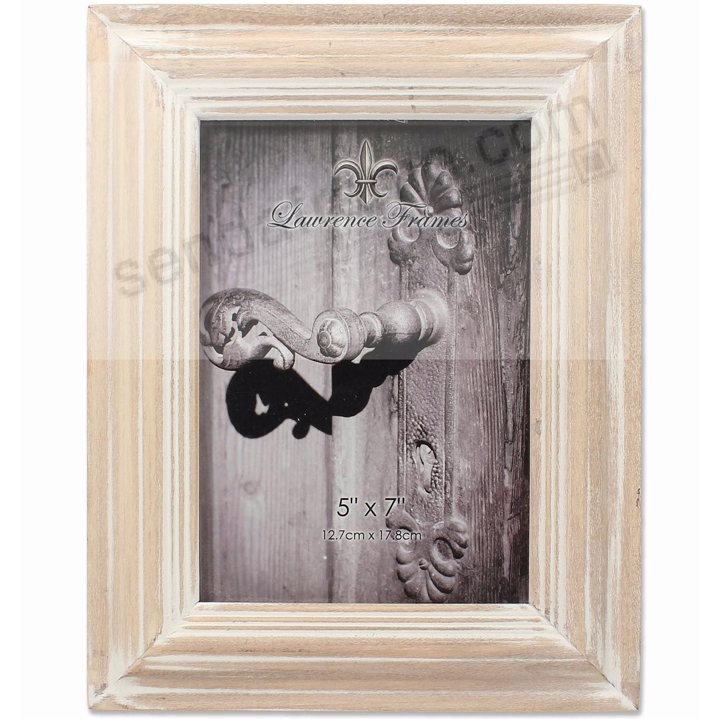SUNWASHED IVORY 5x7 frame by Lawrence®