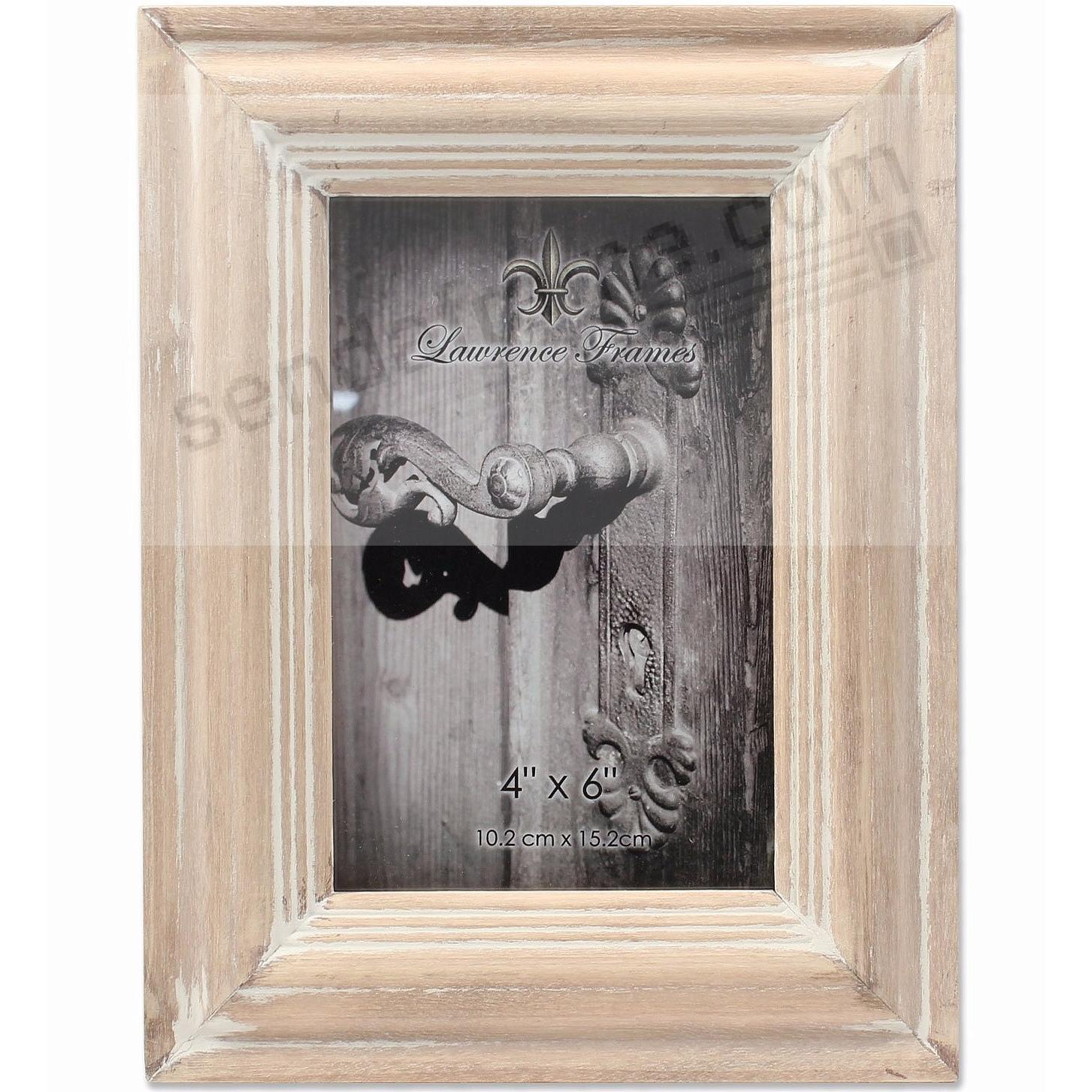 SUNWASHED IVORY 4x6 frame by Lawrence®