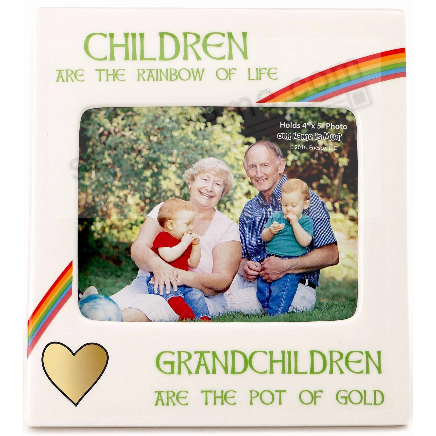 IRISH GRANDPARENT Frame by Our Name is Mud®