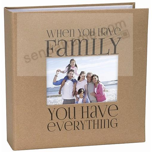 WHEN YOU HAVE FAMILY - YOU HAVE EVERYTHING Album by Malden® holds 160 photos