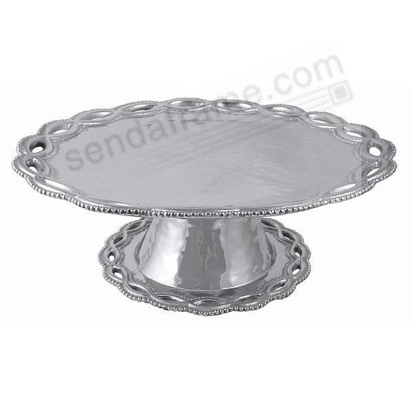 The FILIGREE CAKE STAND by Mariposa®