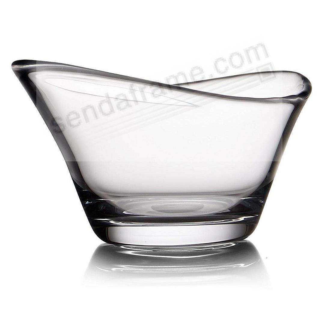 The MODERNE GLASS 8-inch BOWL by Nambe®