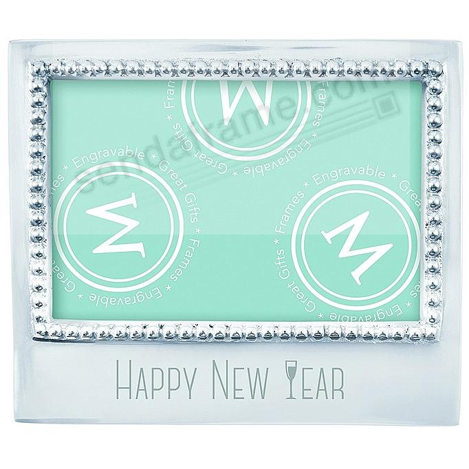 The original HAPPY NEW YEAR Statement frame crafted by Mariposa®