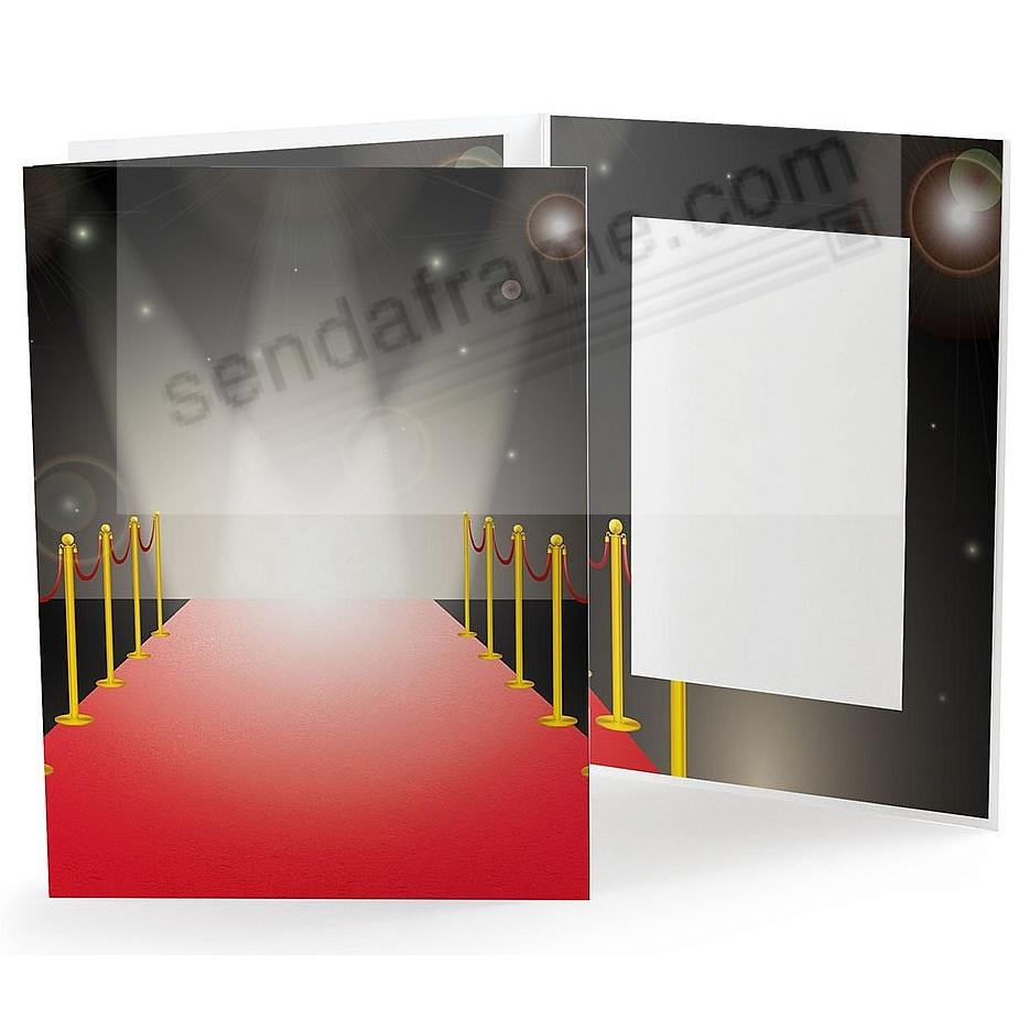 RED CARPET Photo Event Folder for 4x6 prints
