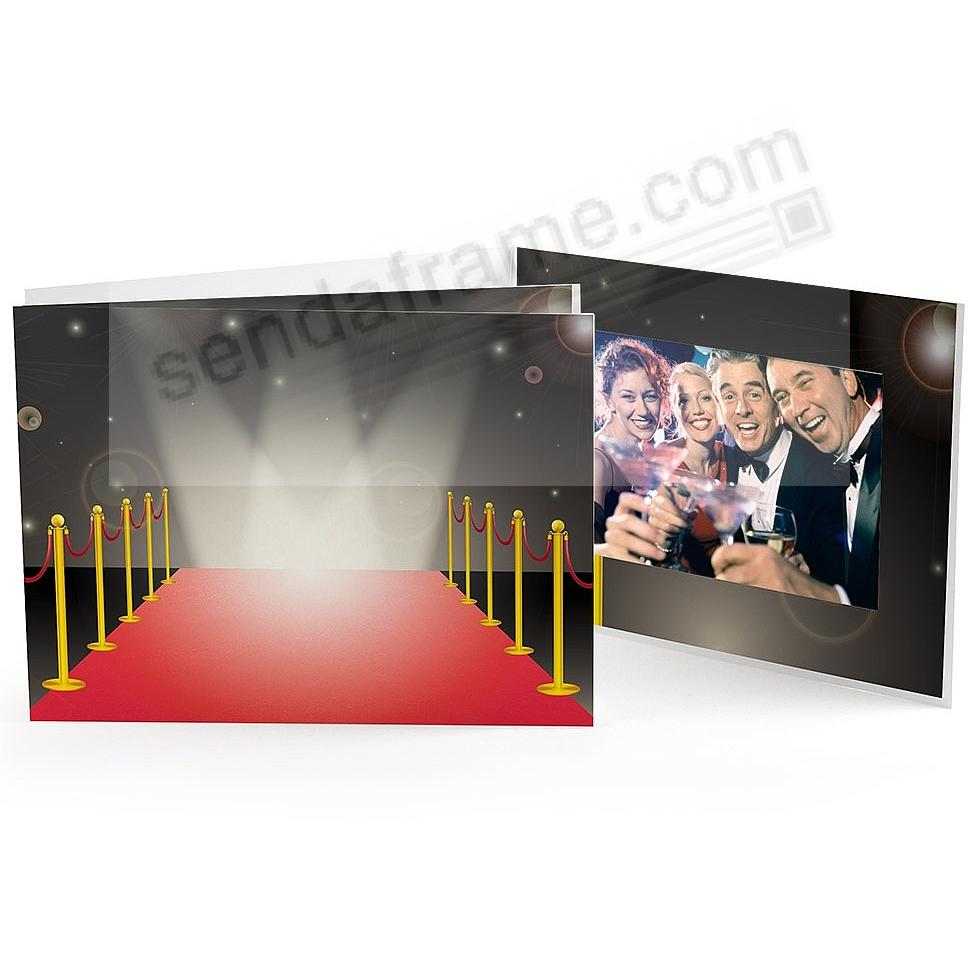 RED CARPET Photo Event Folder for 7x5 prints