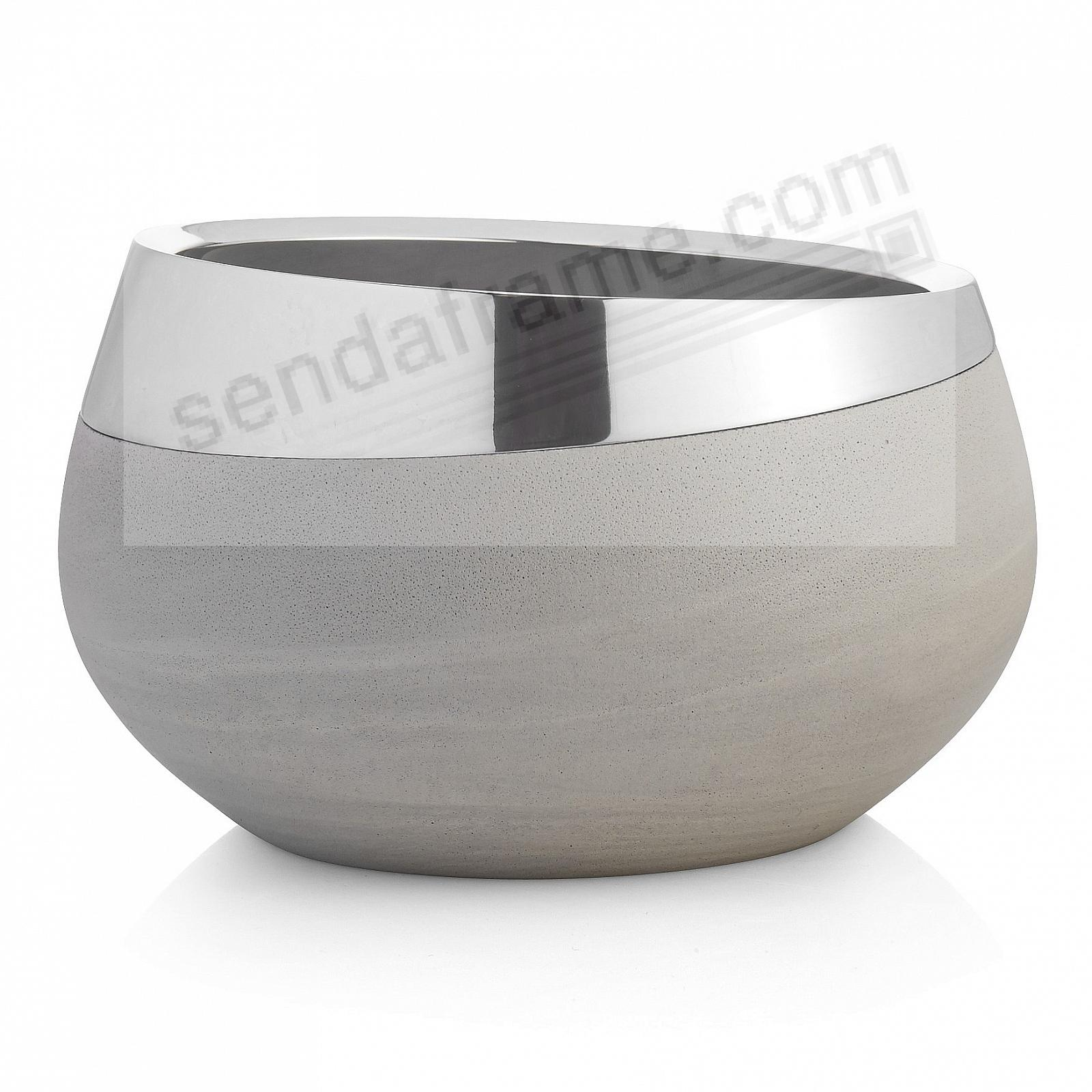 The Original FORTE 8in (Medium) BOWL crafted by Nambe®